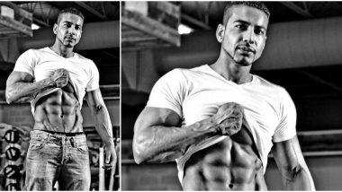 Being a Fitness Model, Massi Sherzay Sets High Standards