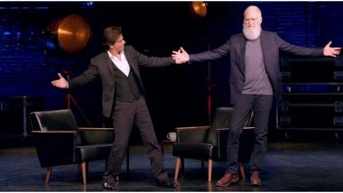 Shah Rukh Khan on David Letterman's Show: When and Where to Watch 'My Next Guest Needs No Introduction'