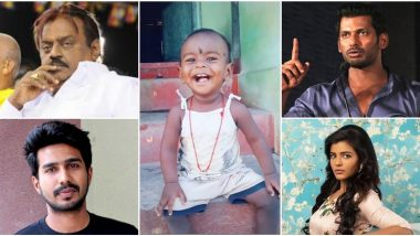 RIP Baby Sujith Wilson: Vishal, Aishwarya Rajessh, Vijaykant, Vishnu Vishal Mourn the Demise of the Two-Year-Old Killed After Falling in a Borewell (Read Tweets)