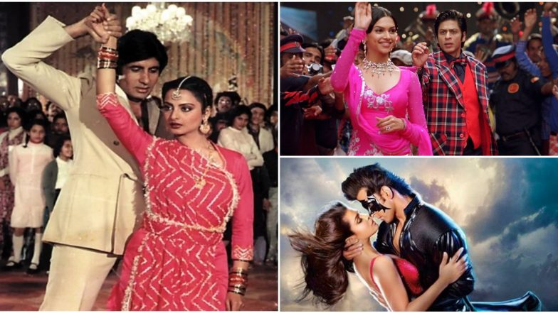 When Rekha and Amitabh Bachchan Came Together for These Shah Rukh Khan, Hrithik Roshan, Dhanush Movies and You Never Realised It!