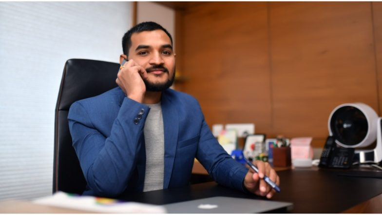 Krunal Patel Takes Scrawled Stories to Greater Heights, One Step at a Time
