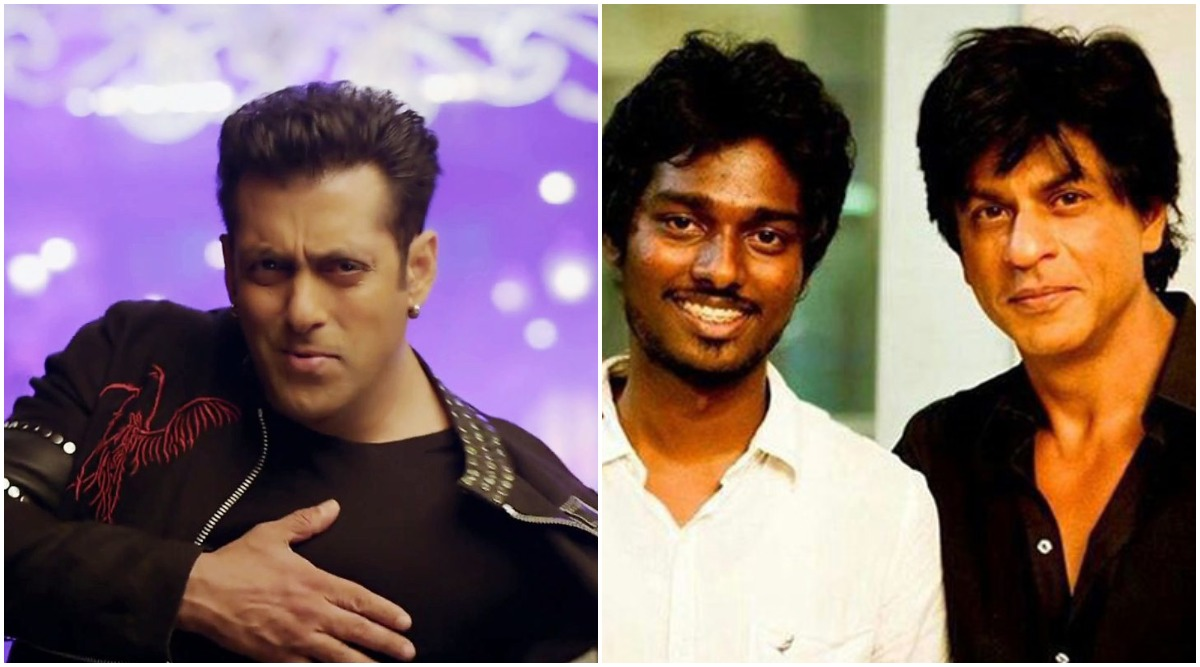Sanki: Did You Know the Rumoured Title of Shah Rukh Khan-Atlee Film Was Once the Name of a Salman Khan Film?