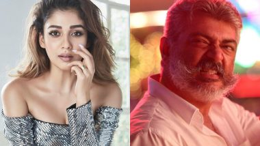 AK60: Is Nayanthara Being Paired Opposite Ajith Kumar In Thala 60?