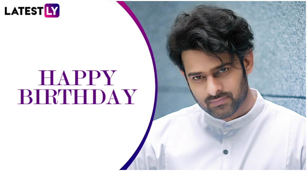 Prabhas Birthday: These Unseen Pics of the Baahubali Star Will Leave You Amazed
