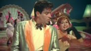 Shammi Kapoor Birth Anniversary: 5 Songs of India's Elvis Presley That Make Us Groove Even Today (Watch Video)