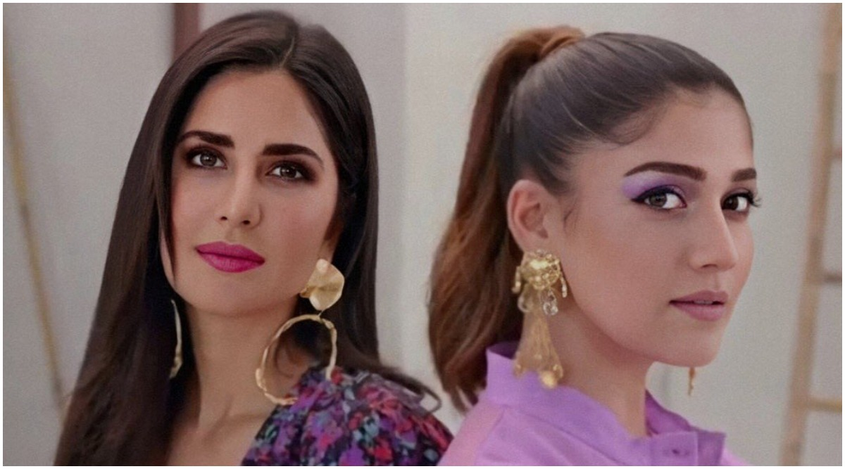 KayByKatrina: These Stills of Nayanthara and Katrina Kaif from the Beauty Campaign Are a Must See!