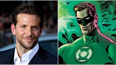 Bradley Cooper Could be the New Green Lantern? Warner Bros Eyeing to Cast the Actor as their New Superhero