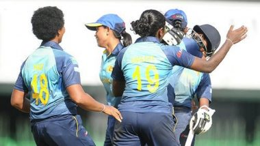 Sri Lanka Cricket Offers Contracts to 20 National and 15 Emerging Women Players