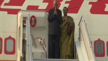 President Ram Nath Kovind Embarks on 7-day Visit to Philippines, Japan to Expand Bilateral Cooperation