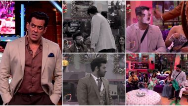 Bigg Boss 13 Weekend Ka Vaar Preview: Sidharth Shukla and Paras Chhabra Lock Horns Again, Former Threatens To Slap The Latter (Watch Video)