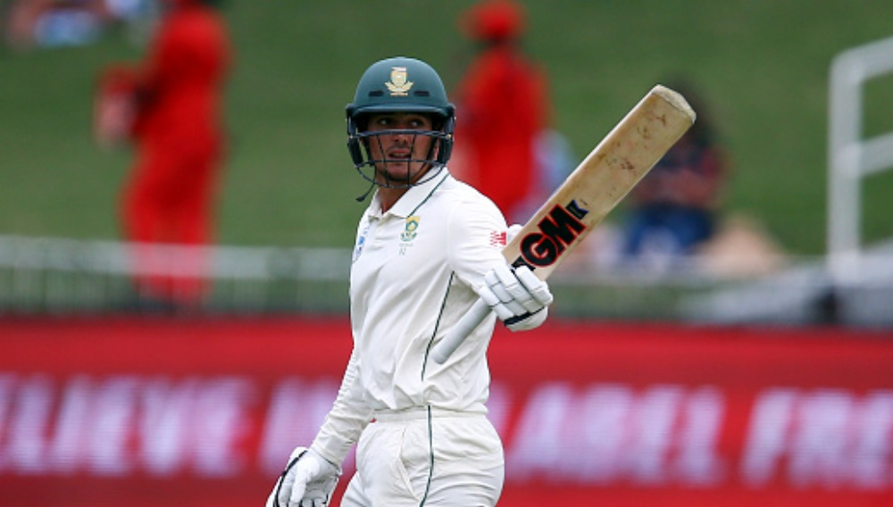 Quinton de Kock Becomes the First South African Wicket-Keeper to Register a Test Century on Indian Soil, Achieves Feat During IND vs SA 1st Test 2019