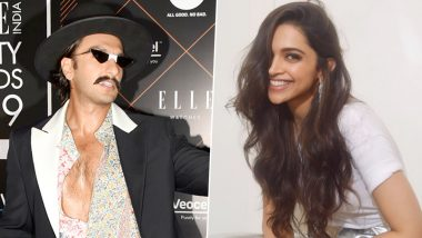Deepika Padukone Has a Hilarious Response for Ranveer Singh Flaunting His 'Bronzer Applied' Chest at Elle Beauty Awards 2019