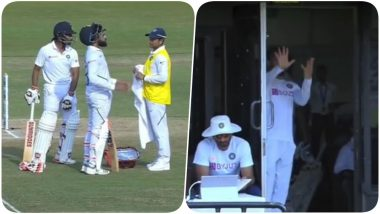 Ravindra Jadeja And Virat Kohli Communicate Using Hand Gestures During IND vs SA 1st Test, Indian Cricket Team Urges Fans to Decode Their Message (Watch Video)
