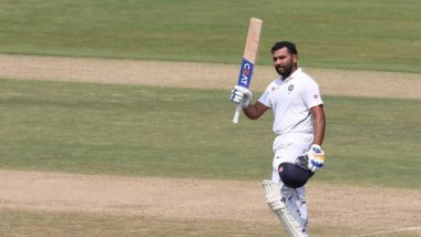 Most Runs in India vs South Africa Test Series 2019: Rohit Sharma Tops List of Batsmen With Highest Runs in Record-Breaking Series Whitewash