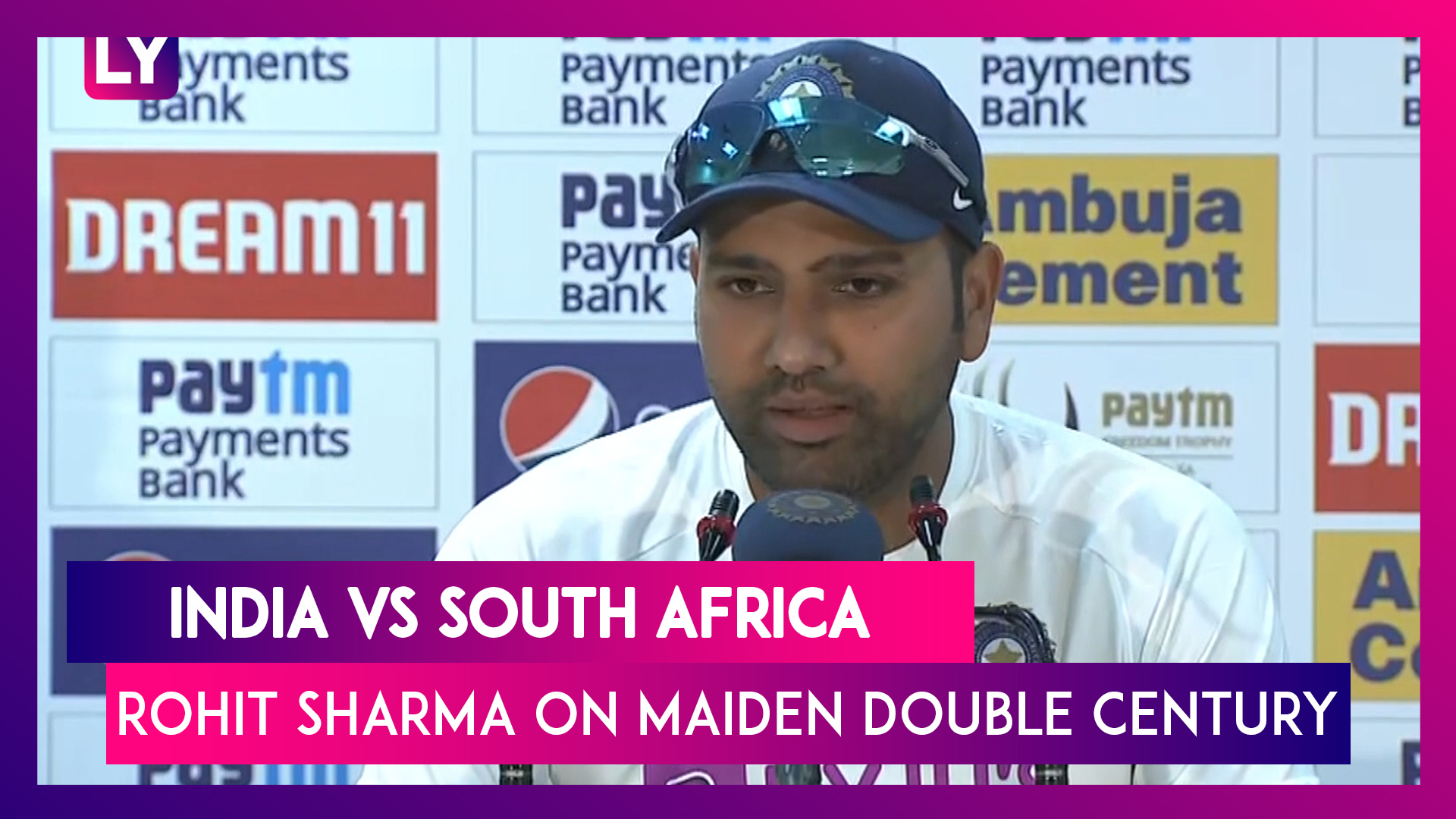 India vs South Africa: 'Most Challenging Knock For Me', Says Rohit Sharma On Maiden Double Century