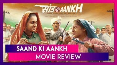 Saand Ki Aankh Movie Review: Taapsee Pannu, Bhumi Pednekar's Film is Delightful