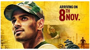 Sooraj Pancholi Starrer Satellite Shankar's Release Date Changed Again; Movie Preponed to November 8