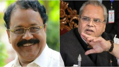 Jammu & Kashmir, Ladakh UTs Get 1st Lieutenant Governors; Mizoram & Goa Get New Governors: From Satya Pal Malik to PS Sreedharan Pillai, Check Full List