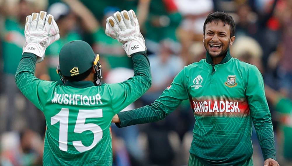 Shakib Al Hasan Suspension Row: Mushfiqur Rahim Posts a Heartfelt Message In Support of Banned Bangladeshi All-Rounder