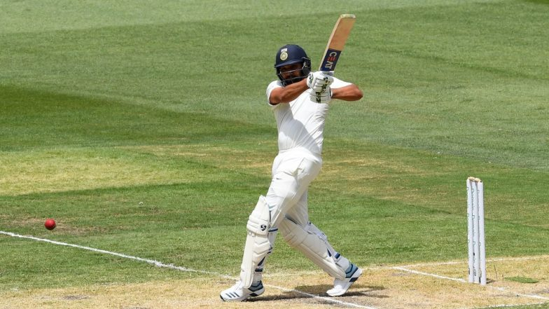 Most Sixes in a Test Series: Rohit Sharma Surpasses Shimron Hetmyer to Hit Maximum Sixes Record During Ind vs SA, 3rd Test 2019