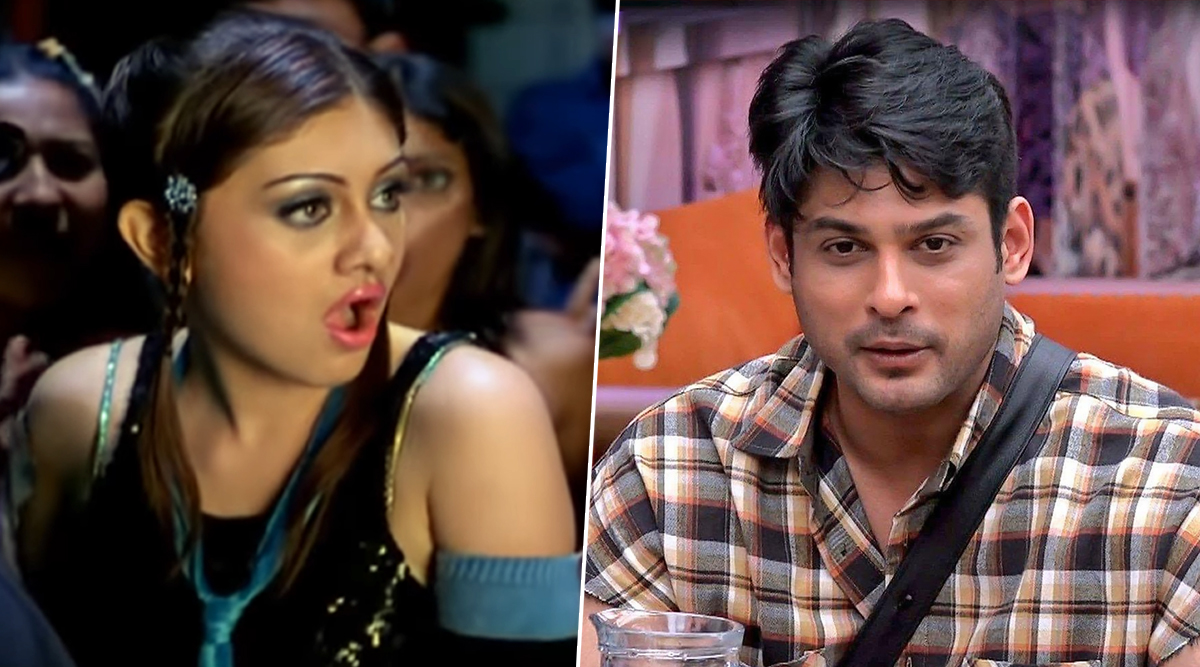 Bigg Boss 13:  Shefali Jariwala's Entry Will Have a 'Kanta Laga' Effect on Sidharth Shukla! Here's Why