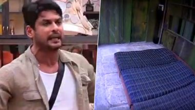 Bigg Boss 13 Episode 14 Update | 17 October 2019: Sidharth Shukla and Shehnaaz Gill Sent to Jail