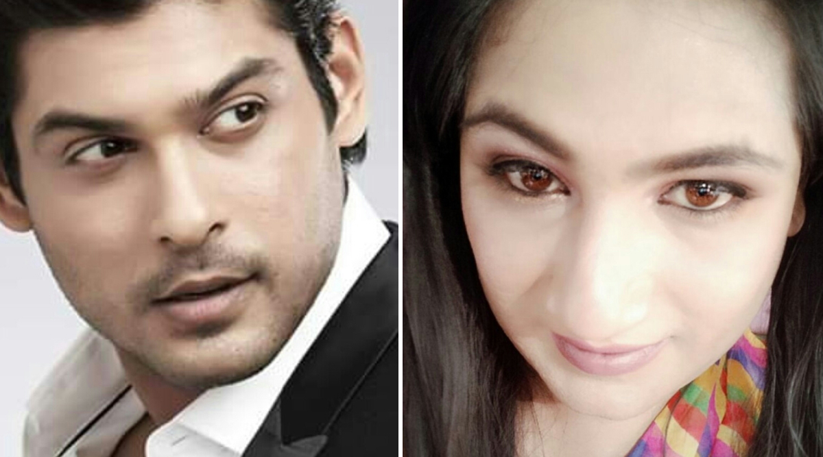 Bigg Boss 13: Sidharth Shukla's Actress Friend Mahika Sharma Refutes Paras Chhabra's Claims That The Former Was In Rehab
