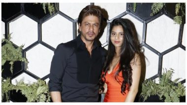 Shah Rukh Khan Reveals He Helps Daughter Suhana Pick Presents for Her Boyfriend!