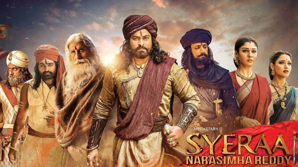Sye Raa Narsimha Reddy Box Office Collection Day 5: Chiranjeevi's Film Grosses Rs 162 Crore Worldwide