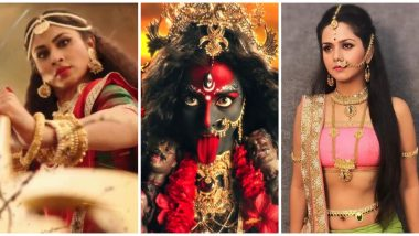 Durga Pooja 2019: Mouni Roy, Pooja B Sharma, Dalljiet Kaur: Actresses Who Played Goddess Durga In Television Shows