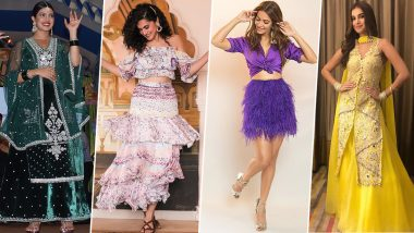 Priyanka Chopra, Taapsee Pannu and Tara Sutaria Find a Place in Our Worst-Dressed Category this Week (View Pics)