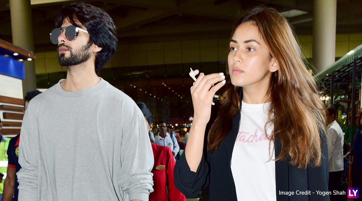 Shahid Kapoor Cooks Pancakes for Wife Mira and She Is Floored (See Pics)