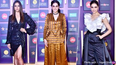Jio MAMI Film Festival 2019: Deepika Padukone, Taapsee Pannu, Rakul Preet Singh Grace the Red Carpet at the Closing Ceremony (View Pics)