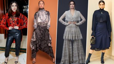 Sonam Kapoor, Bhumi Pednekar and Shraddha Kapoor's Fashion Offerings Made us Cringe (View Pics)