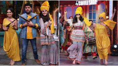 The Kapil Sharma Show Hosts Made In China Actors Mouni Roy, Rajkummar Rao and Boman Irani
