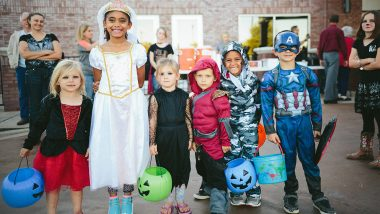 National Trick or Treat Day Is Now Official to the Halloween Calendar! Here's What You Should Know About America's New Holiday