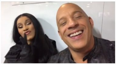 Fast & Furious 9 Gets Faster and Furiouser as Cardi B Joins Vin Diesel and Gang (Watch Video)