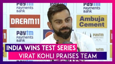 Ind vs SA: Rohit's Batting Pace Gave Us Lot Of Time To All Out Proteas Twice, Says Virat Kohli