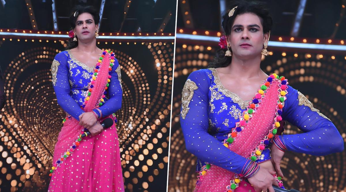 Nach Baliye 9: Vishal Aditya Singh Performs as a Eunuch, Watch The Actor's Hard-Hitting and Emotional Act Below (Watch Video)