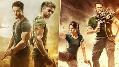 Hrithik Roshan and Tiger Shroff's War Beats Salman Khan's Tiger Zinda Hai At The Box Office