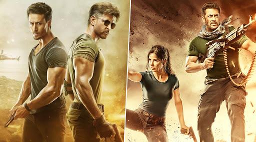 Hrithik Roshan and Tiger Shroff's War Beats Salman Khan's Tiger Zinda Hai At The Box Office
