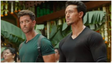 War Quick Movie Review: Hrithik Roshan and Tiger Shroff's Action Thriller Is Entertaining So Far