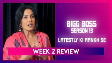 Bigg Boss 13 Week 2 Review With Kamya Panjabi: Shehnaaz Seems Lost And Shefali Bagga Is Playing Well