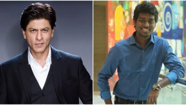 Shah Rukh Khan's Collaboration with Atlee Confirmed? Director Harish Shankar Spills the Beans