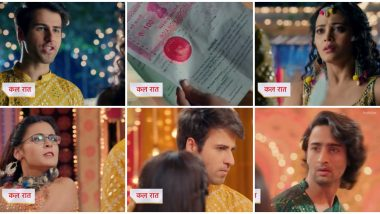 Yeh Rishtey Hai Pyaar Ke Spoilers: Mishti Slaps Kunal After He Hands Over Divorce Papers To Kuhu (Watch Video)