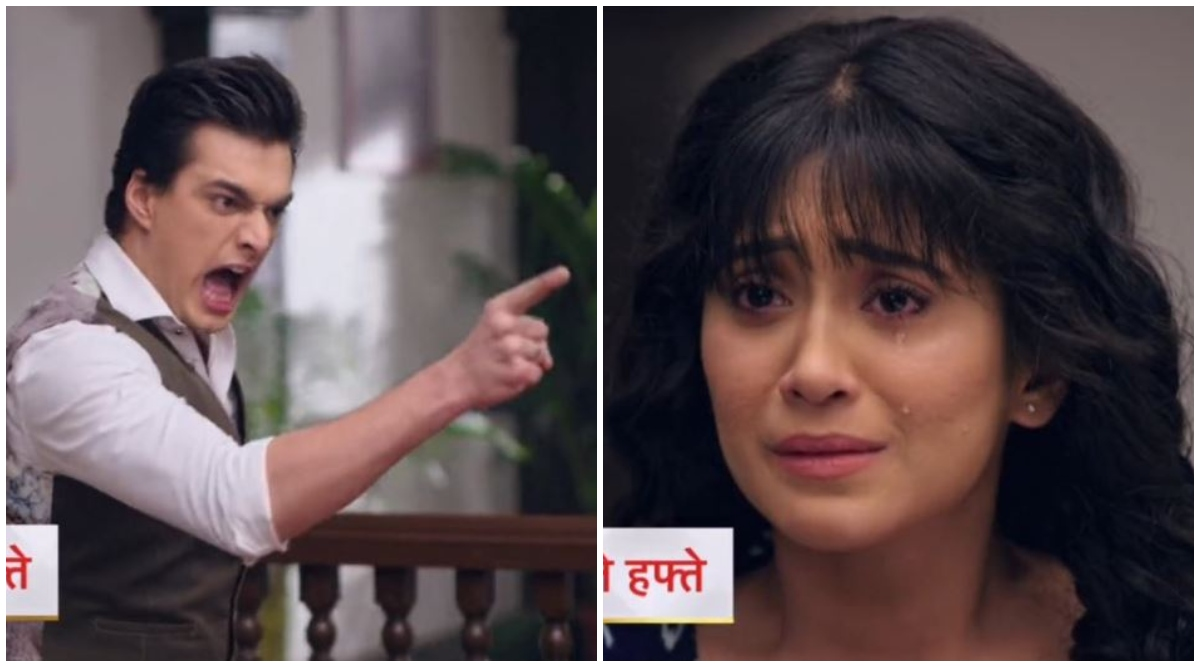 Yeh Rishta Kya Kehlata Hai October 15, 2019 Written Update Full Episode: Naira Gets Grilled in the Court