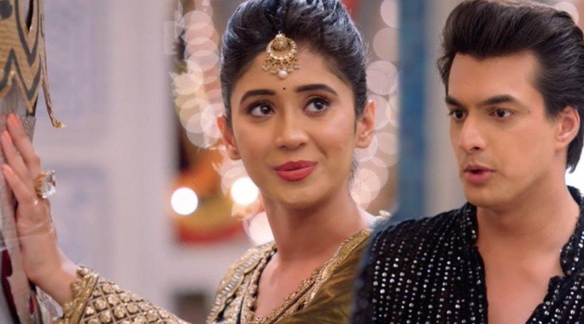 Yeh Rishta Kya Kehlata Hai October 23, 2019 Written Update Full Episode: Naira and Kartik's Reunion Under One Roof Makes Vedika Nervous