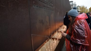 The Fall of the Berlin Wall: Divisions Rife as Germany Marks 30 Years of End of Communism