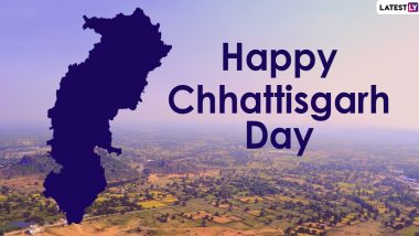Chhattisgarh Formation Day 2019: Wishes and Greetings to Exchange to Celebrate the Day