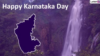 Kannada Rajyotsava 2019 Wishes: Whatsapp Images, Facebook Greetings, SMS And Colourful Messages to Celebrate Karnataka Formation Day